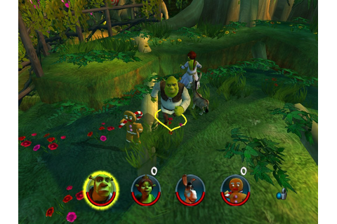 Shrek Playstation Game - gatorsokol