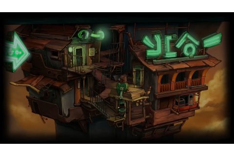 Goodbye Deponia Full HD Wallpaper and Background Image ...