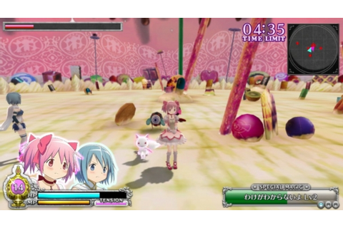 Madoka Magica: The Battle Pentagram details and ...