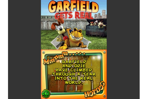 Garfield Gets Real Archives - GameRevolution