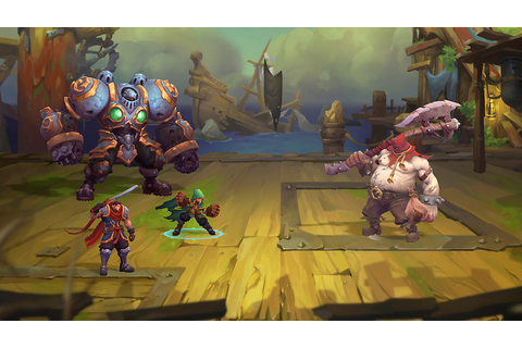 Battle Chasers: Nightwar Review – A Playable 90s Comic Book