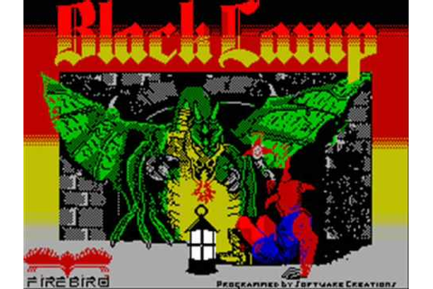 Black Lamp Spectrum In-Game Music - YouTube