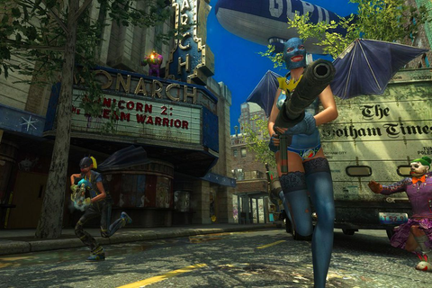Open Steamworks lists 'Gotham City Impostors' as free-to ...