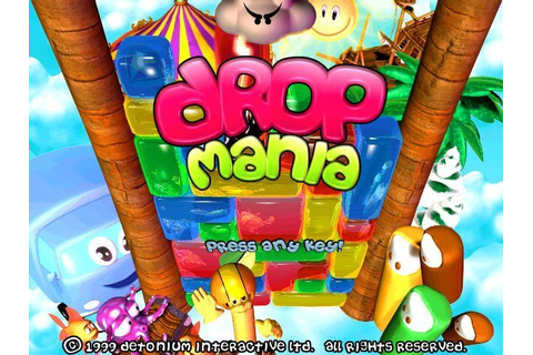 Drop Mania on Qwant Games