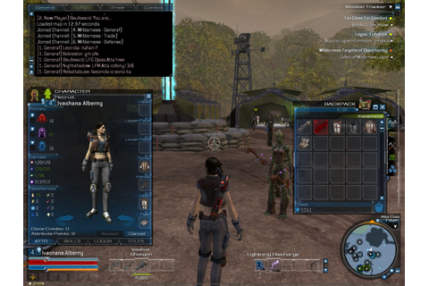 Richard Garriott's Tabula Rasa Screenshots for Windows ...
