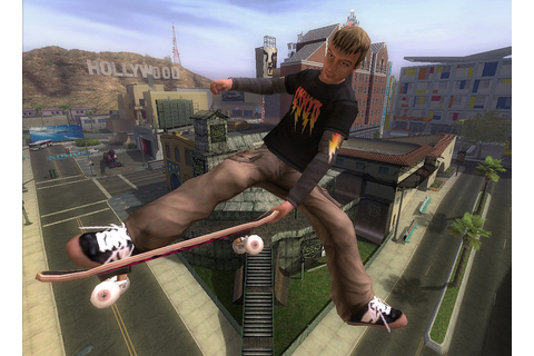 Game Tony Hawk's American Wasteland | Download Free Games ...