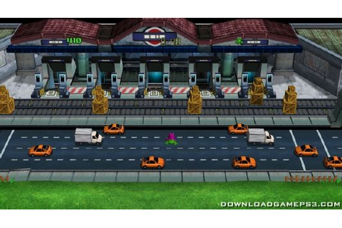 Frogger Returns PSN - Download game PS3 PS4 RPCS3 PC free