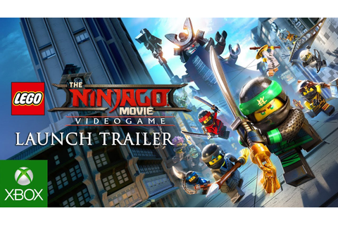 LEGO Ninjago Movie Video Game | Launch Trailer - YouTube