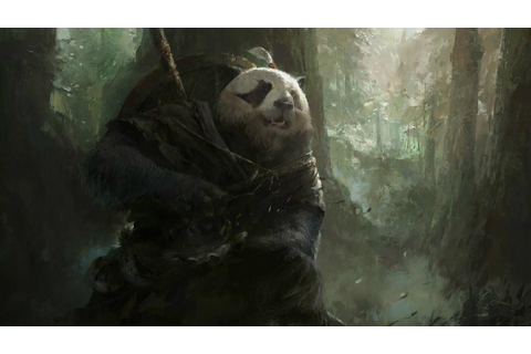 World of Warcraft: Mists of Pandaria, Mazert Young, Panda ...