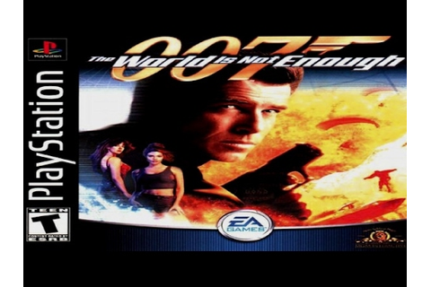 007: The World Is Not Enough Game Review (PSX) - YouTube