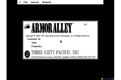 Armor Alley download PC