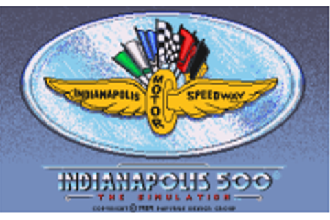 Download Indianapolis 500 - The Simulation | Abandonia
