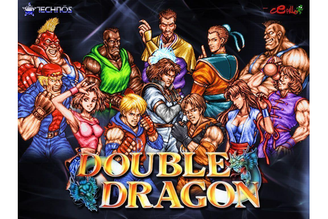 Double Dragon Wallpapers - Wallpaper Cave