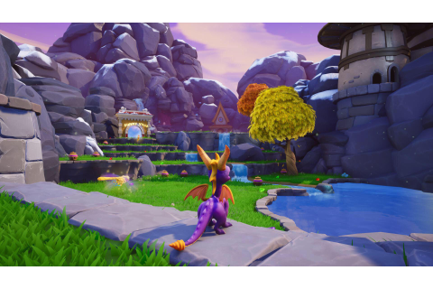 In awe at the beauty of this game [Spyro Reignited Trilogy ...