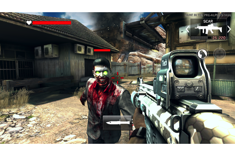 Dead Trigger 2 Receives Major Balancing Update, Makes Game ...