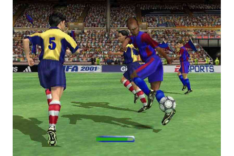 FIFA 2001 Game Download Free For PC Full Version ...