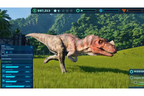 PLAYING JURASSIC WORLD EVOLUTION!!! - Jurassic World ...