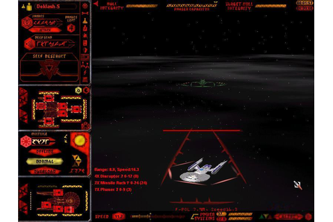 Star Trek: Starfleet Command Download (1999 Simulation Game)
