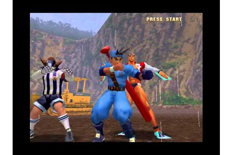 Project Justice Rival Schools 2 Gameplay DC - YouTube