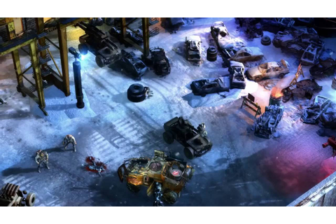 Wasteland 3 - A Frosty Reception Trailer - YouTube