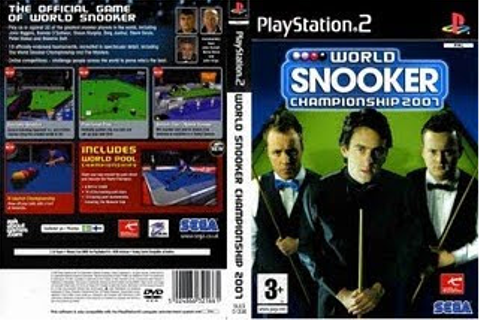 Pctwo: World Snooker Championship 2007 - Ps2