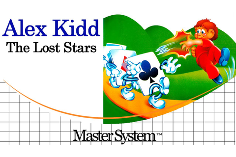 Alex Kidd: The Lost Stars [Master System] - YouTube