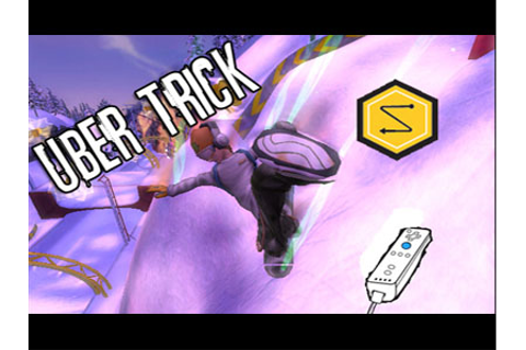 SSX Blur Review for Wii (2007) - Defunct Games