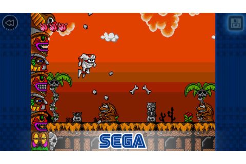 Decap Attack Classic is the latest SEGA Forever title to ...