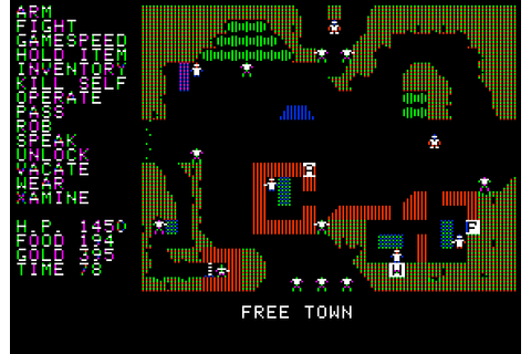 Questron Screenshots for Apple II - MobyGames