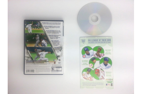 MLB 06 The Show game for Playstation 2 (Complete) | The ...