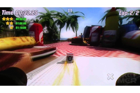 Table Top Racing iPhone Game Review - PocketGamer.co.uk ...