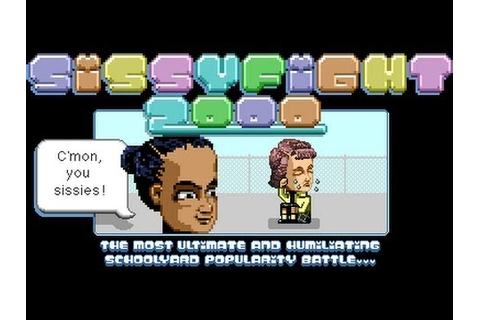 SiSSYFiGHT 2000 KickStarter - YouTube
