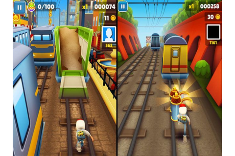 Subway Surfers PC Game Free Download Full Version