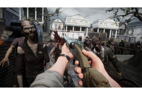 The Walking Dead: Saints & Sinners VR Game Out Now, Has ...