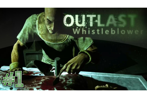 Outlast Whistleblower Free Download - Ocean Of Games