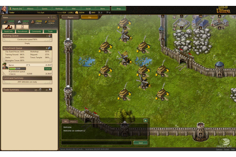 Lord of ultima Free2Play - Lord of ultima F2P Game, Lord ...