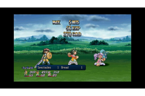 Tales of Eternia (PLAYSTATION PSP) Part 1 - YouTube