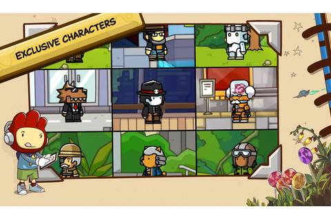 Amazon.com: Scribblenauts Unlimited: Appstore for Android