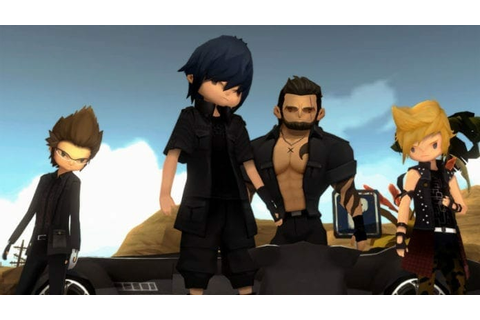 Final Fantasy XV Pocket Edition Chapter 1 free on App Store