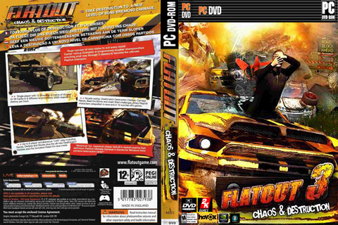 Free Download FlatOut 3 Chaos And Destruction PC Game ...