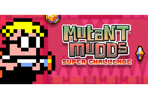 """Mutant Mudds Super Challenge"" Game Review 