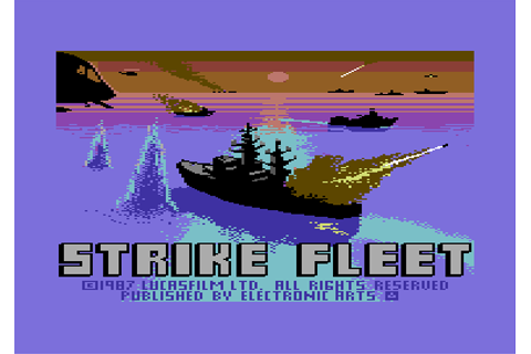Download Strike Fleet - My Abandonware