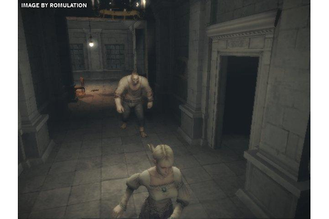 Haunting Ground (USA) PS2 / Sony PlayStation 2 ISO ...