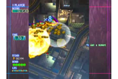 Mobile Light Force 2 Game Sample - Playstation 2 - YouTube