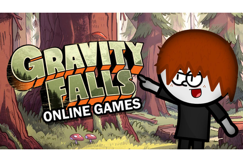 Gravity Falls Online Games - AnimatedCritic - YouTube