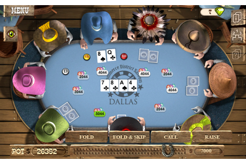 Governor of Poker 2 - OFFLINE POKER GAME - Android Apps on ...