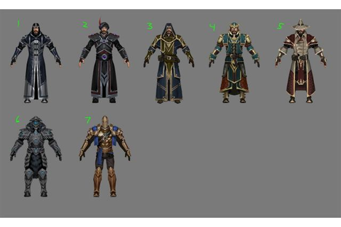 Exiles of Embermark — Game Dev Update | 7.27.16