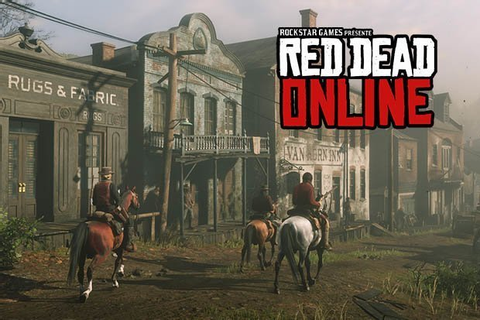 Red Dead Redemption 2 Online Private Session: Red Dead ...