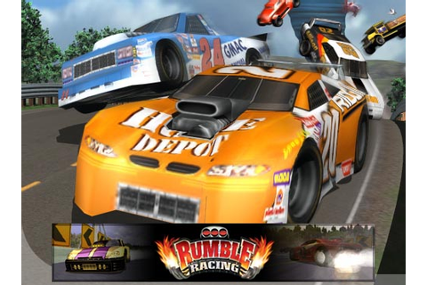 Nascar Rumble Racing Pc Game Free Download