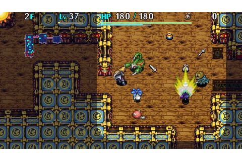 Shiren The Wanderer Is A Mystery Dungeon Game Without ...